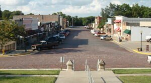There's Nowhere Else On Earth With A Downtown Quite Like Cottonwood Falls, Kansas
