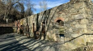 Visit These Fascinating Ruins In Delaware For An Adventure Into The Past