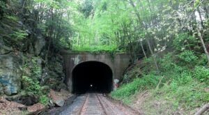 The Longest Tunnel In Connecticut Has A Truly Fascinating Backstory