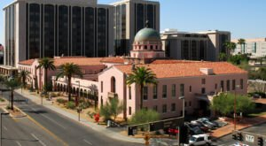 Take A Walking Tour Of One Of Arizona's Most Historic Places In Downtown Tucson