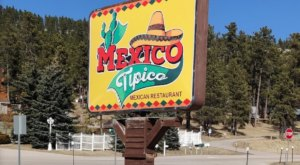 The Food And Ambiance At Mexico Tipico In South Dakota Will Make You Feel Like You Are On Vacation