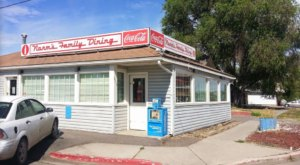 Teeny-Tiny On The Outside, Norm's Cafe In Idaho Is Famous For Generous Portions Of Homestyle Food