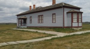 Take A Trip Back In Time At The Fascinating 1866 Fort Buford In North Dakota