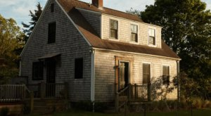 Write The Next Great Novel Or Simply Relax At This Charming, Peaceful Rhode Island Retreat