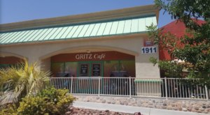 Gritz Cafe Is A Hole-In-The-Wall Restaurant In Nevada With Some Of The Best Fried Chicken In Town