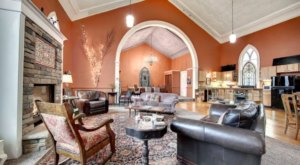 This Church In Red Wing, Minnesota Has Been Converted Into An Airbnb That You Can Stay In