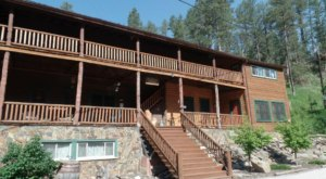 You Will Want To Bring A Friend To The Epic Hisega Adventure Lodge In South Dakota