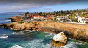 Soak Up The Magnificent Scenery At Sunset Cliffs, One Of Southern California's Most Majestic Settings
