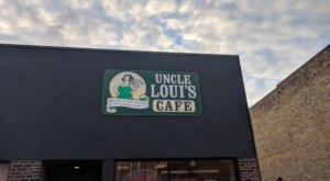 Enjoy A Home-Cooked Breakfast All Day Long At Uncle Loui's Cafe In Duluth, Minnesota