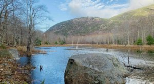 The Dorr Mountain Ladder Trail Will Show You A Completely New Side Of Maine