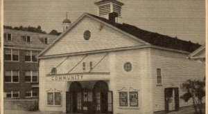 The Oldest Theater In New Hampshire Is Now Offering Private Showings And It's Fun For The Whole Family