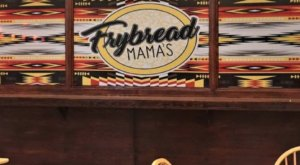 Get The Tastiest Frybread You'll Ever Try In North Dakota At Frybread Mama's