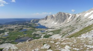 The Medicine Bow Peak Trail Will Show You A Completely New Side Of Wyoming