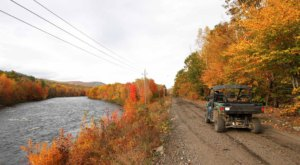 Rent A UTV In New Hampshire And Go Off-Roading Through The White Mountains
