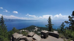 This Short Family-Friendly Hike To A Historic Fire Lookout Boasts Endless Views Of Lake Tahoe In Nevada