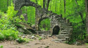 Visit These Fascinating Castle Ruins In New Hampshire For An Adventure Into The Past