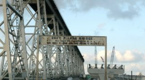 One Of The Most Haunted Bridges Near New Orleans, Huey P. Long Bridge Has Been Around Since 1935