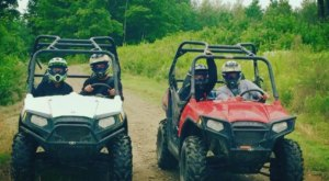 Rent An ATV In Maine And Go Off-Roading Through The Kennebec Valley Region