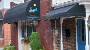 The History Behind Omar's Carriage House In Virginia Is Just As Impressive As The Menu