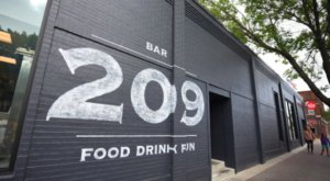 You'll Love The Modern Vibe And Delicious Food At Bar 209 In Bemidji, Minnesota