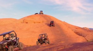 Rent A UTV In Utah And Go Off-Roading Along The Hell's Revenge Trail In Moab