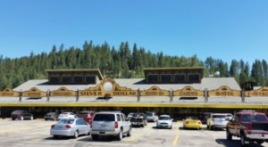 The 50,000 Silver Dollar Bar Is A Massive Gift Shop In Montana That Is Like No Other In The World