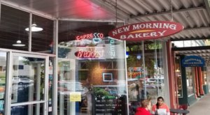 Start Your Day Off Right With A Delicious Breakfast Pastry From  New Morning Bakery In Oregon