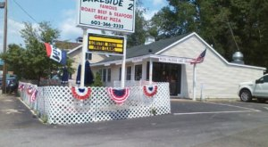 The Best Pizza And Sandwiches Can Be Found At Lakeside, An Unassuming Lakes Region Eatery In New Hampshire