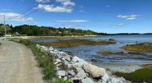 One Of Maine's Newest Trails Offers Pristine Water Views And Might Be The Best Yet