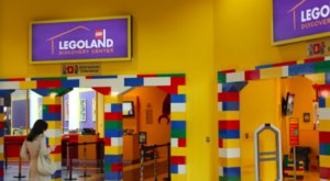 LEGOLAND Is A LEGO-Themed Indoor Playground In Georgia That's Insanely Fun