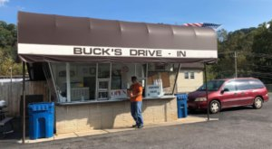 Head To Buck's Drive-In, A Local Virginia Landmark With The Best Burgers And Hotdogs In Town