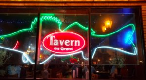 Some Say Minnesota's Best Sandwich Is The Walleye Sandwich At Tavern On Grand In St. Paul