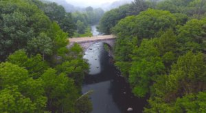 One Of The Best Historic Stone Arch Bridges In The Entire Country Is Right Here In New Hampshire