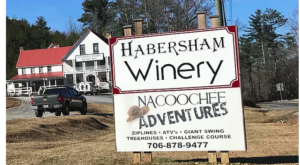 Sip Wine At Habersham Winery After Spending The Day Next Door At Nacoochee Adventures In Georgia