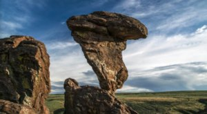 The Jaw Dropping Balanced Rock Park Is Unlike Anything Else In Idaho