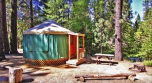 The Most Unique Campground In Northern California That's Pure Magic