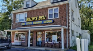 If You're Obsessed With Subs You've Got To Try A Sandwich From Malin's Deli In Delaware