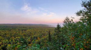 Explore 5,050 Acres Of Unparalleled Views Of Lakes And Hills On The Scenic Lookout Mountain Loop In Minnesota