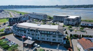 Enjoy Igloo Dining, Ocean Views, And Even Remote Work At Atlantic Beach Hotel In Rhode Island
