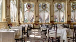 Experience Timeless Elegance With Dinner At The Dorrance In Rhode Island