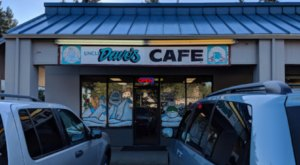 For Savory Biscuits And Cinnamon Rolls The Size Of Your Head, Dine At Uncle Dave's Cafe In Washington