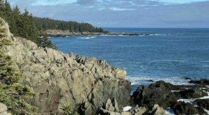The Views From The Incredible 2.7-Mile Bold Coast Trail In Maine Are Pretty As A Picture