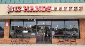 Start Your Day With A Homemade Cinnamon Bun And Gourmet Coffee From 17 Hands Coffee In Virginia
