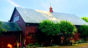 Located In A Repurposed Barn From The 1800s, The Sparkle Barn Is A Wonderfully Whimsical Gift Shop In Vermont