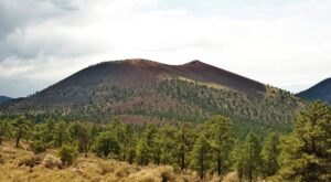 Hike Ancient Lava Trails At Sunset Crater Volcano National Monument In Arizona