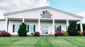 The Quaint Farm Cafe At Sweetwater Valley Farm In Tennessee Has Some Of The Best Treats Around