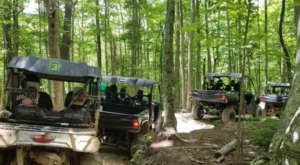 Rent A UTV In North Carolina And Go Off-Roading Through The Highlands