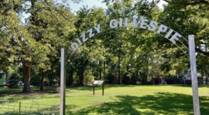 Most Folks Have Never Heard Of Dizzy Gillespie Park In South Carolina But It's Worthy Of A Pilgrimage