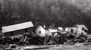Glimpse The Devastation Of West Virginia's Buffalo Creek Flood In This Tragic Footage From 1972
