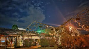 This Alabama Beer Garden Will Transport You To Another World